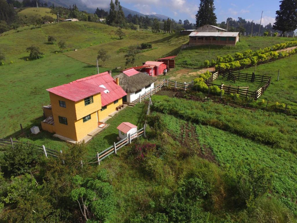 Cabaña Campestre La Esperanza, Duitama, Colombia - Booking.com