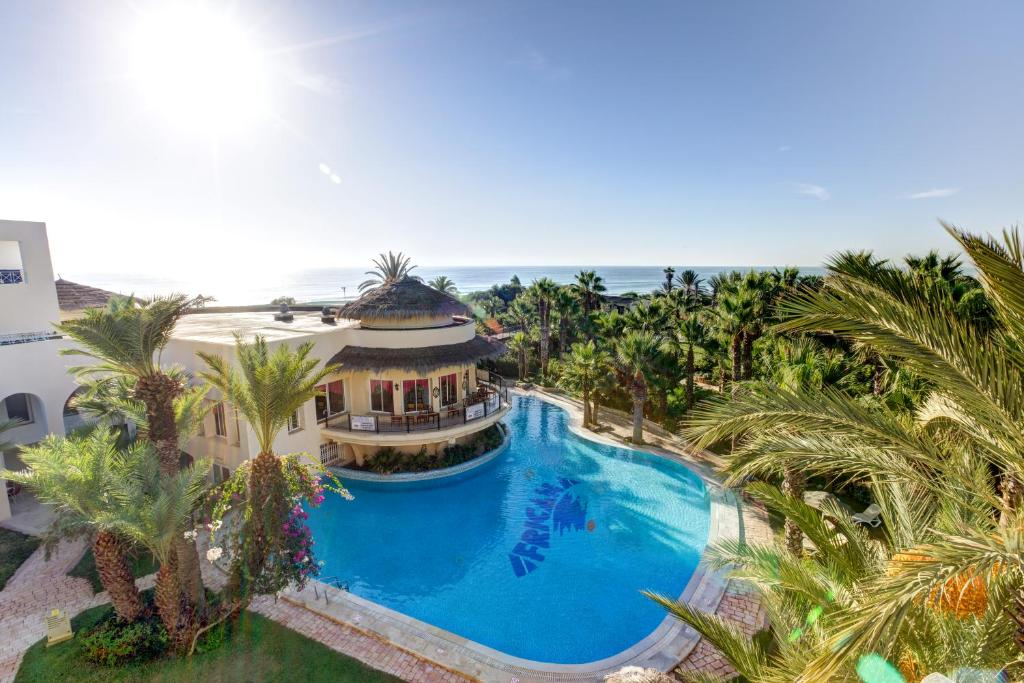 A view of the pool at TUI MAGIC LIFE Africana or nearby