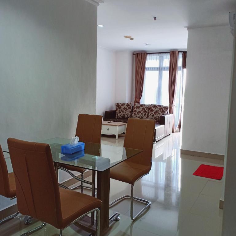 Family apartement jogja bedroom dekat malioboro yogyakarta