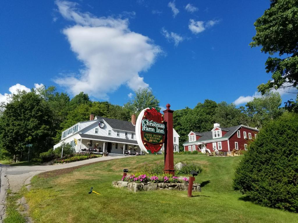 Christmas Farm Inn And Spa.Christmas Farm Inn And Spa Dzeksonas Atnaujintos 2019 M