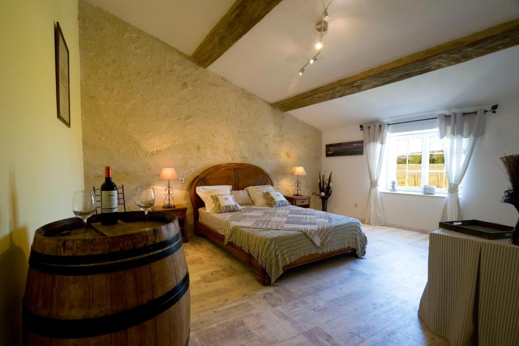 bed and breakfast chambres d hotes, rauzan, france - booking