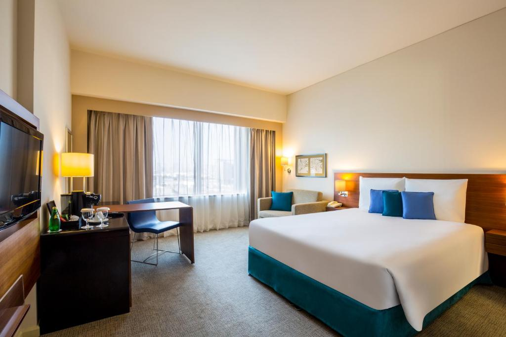 Novotel Deira City Centre, Dubai, UAE - Booking com