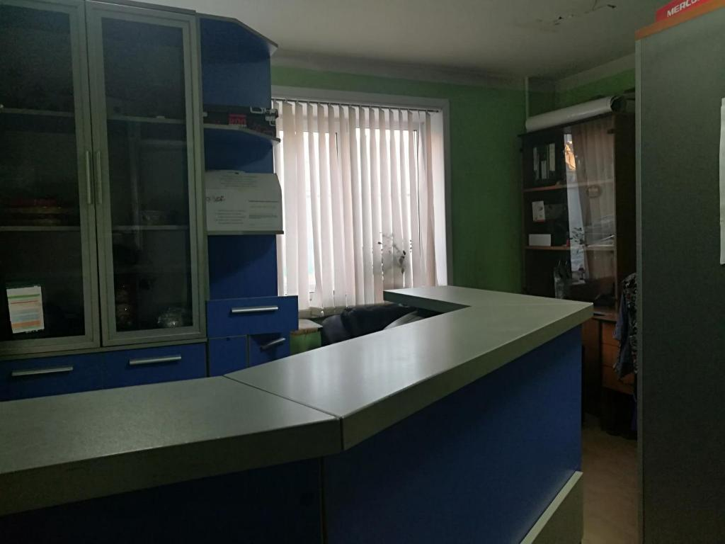 A kitchen or kitchenette at A 54 Mega Hostel