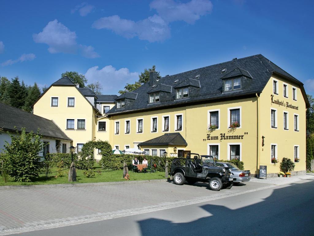 landhotel zum hammer deutschland tannenberg. Black Bedroom Furniture Sets. Home Design Ideas