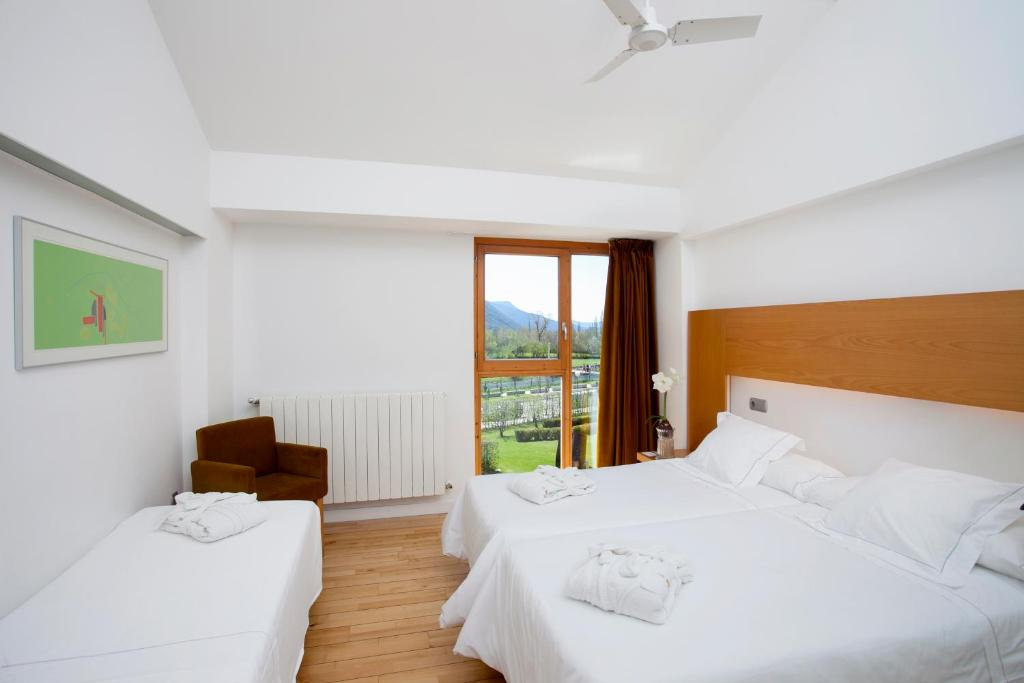 boutique hotels huesca provinz  241
