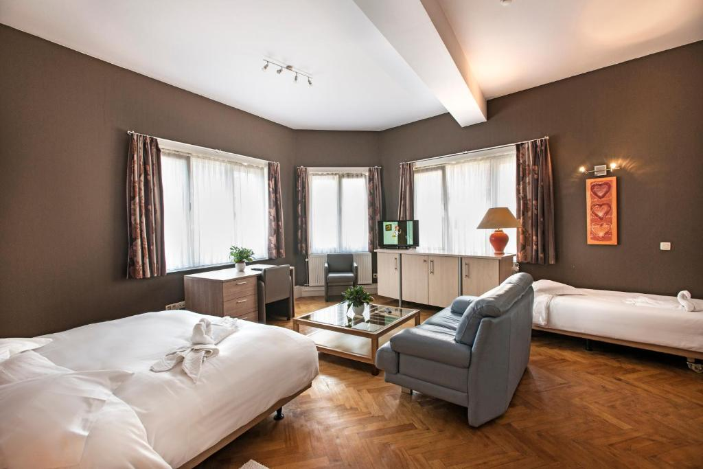 Hotel Cathedral Ghent Belgium Deals