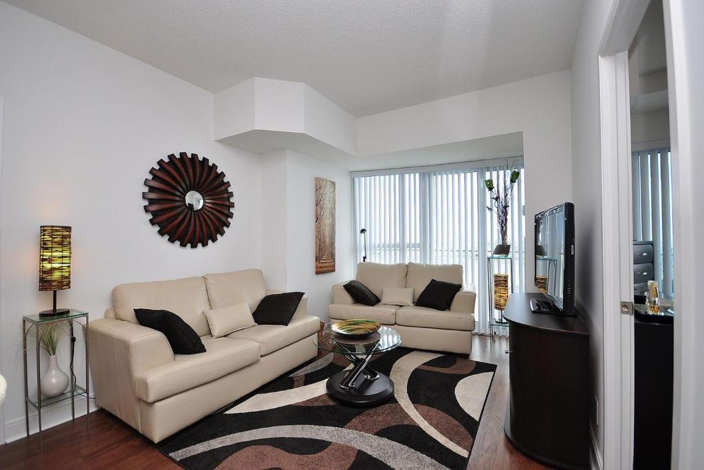 NAPA Furnished Rental Apartments Square One, Mississauga ...