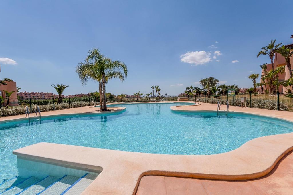 The swimming pool at or near Mar Menor Golf Resort Casa Di Valentina