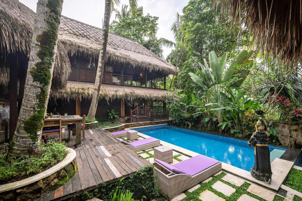 Villa Bali Village Ubud The Bali Guideline