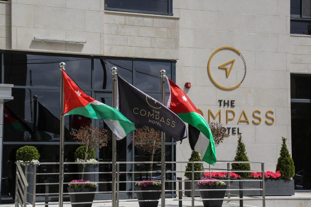 The Compass Hotel Amman Jordan Booking Com