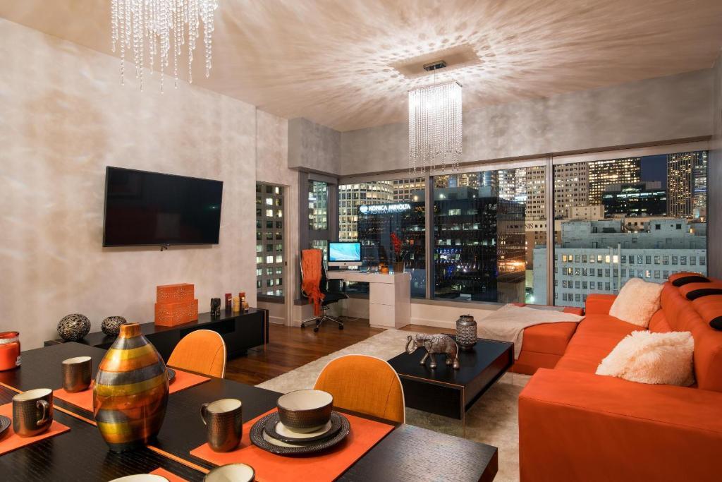 Apartment Urban Downtown La Designer Los Angeles Ca Booking Com