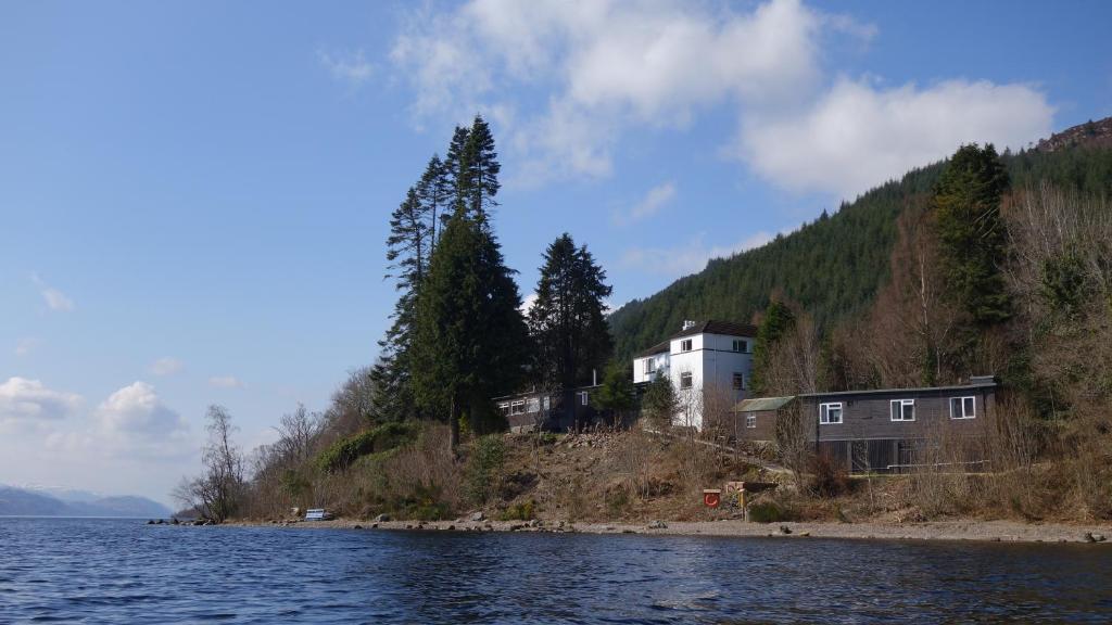 Loch Ness Karte.Lochside Hostel Loch Ness Gb Invermoriston Booking Com