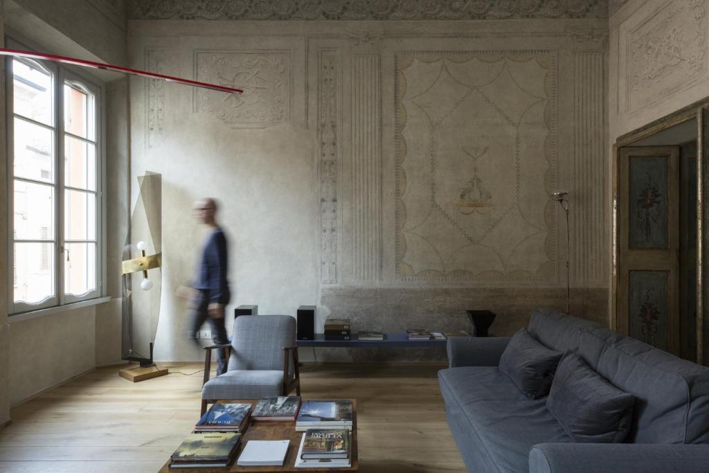 Appartamento affrescato 180mq in palazzo del 600 a Mantova, Mantova ...