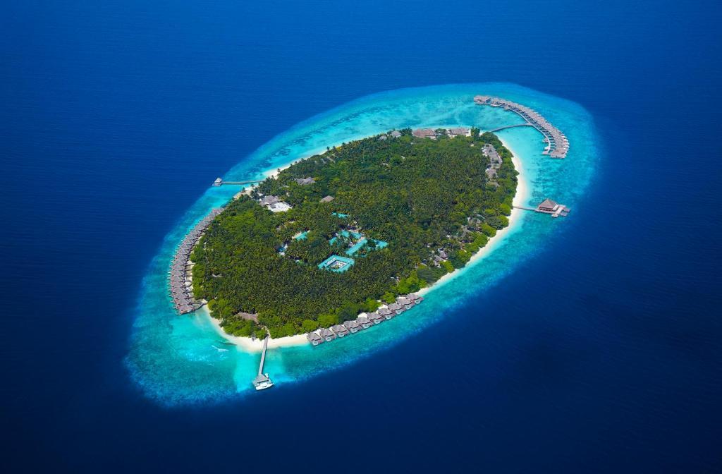 Dusit Thani Maldives  - тайский отель на мальдивах