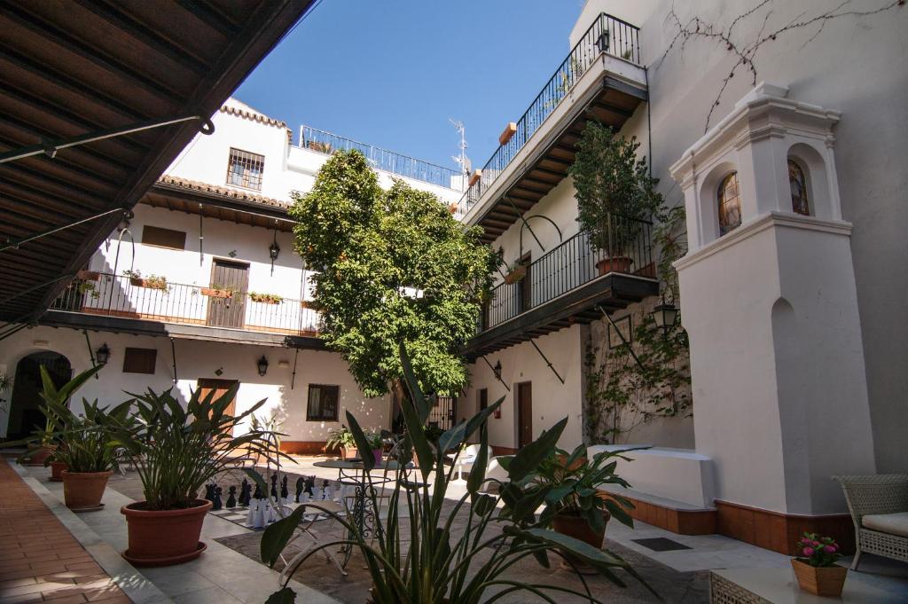 apartamentos con encanto sevilla