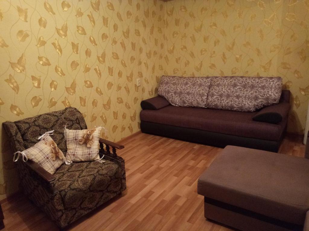Гостиная зона в Kvartira