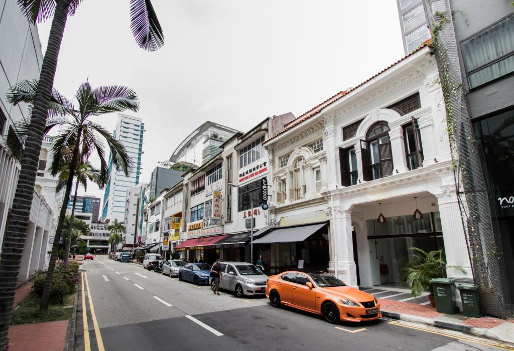 Singapore dating evenemang