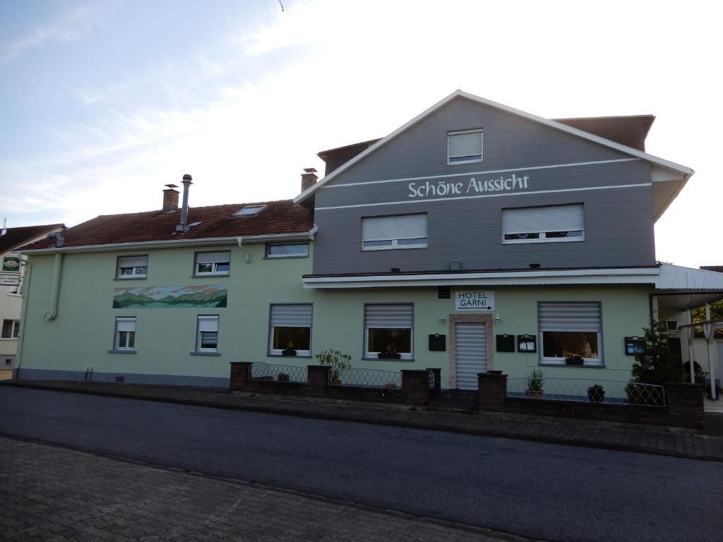 Pension Schone Aussicht Rheinstetten Germany Booking Com