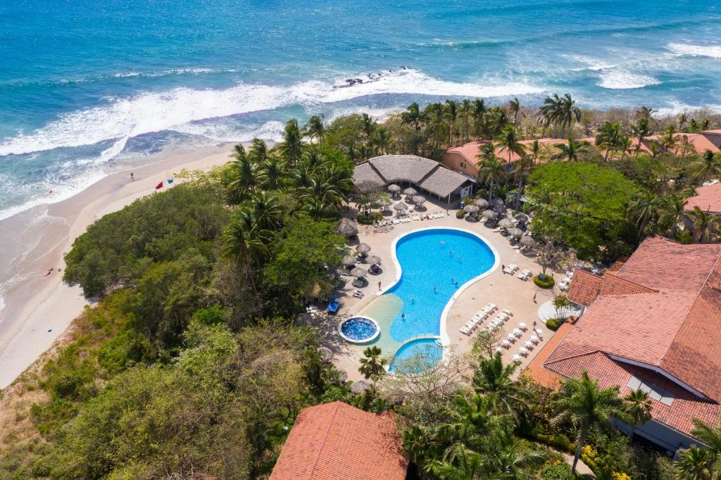 A Bird S Eye View Of Occidental Tamarindo All Inclusive