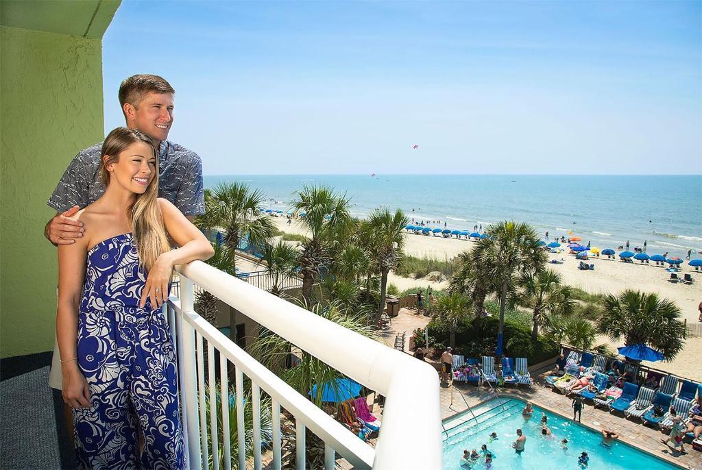 Myrtle Beach Resorts >> Coral Beach Resort Myrtle Beach Sc Booking Com