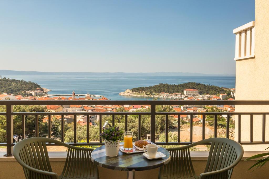 Apartment Lana (Croácia Makarska) - Booking.com