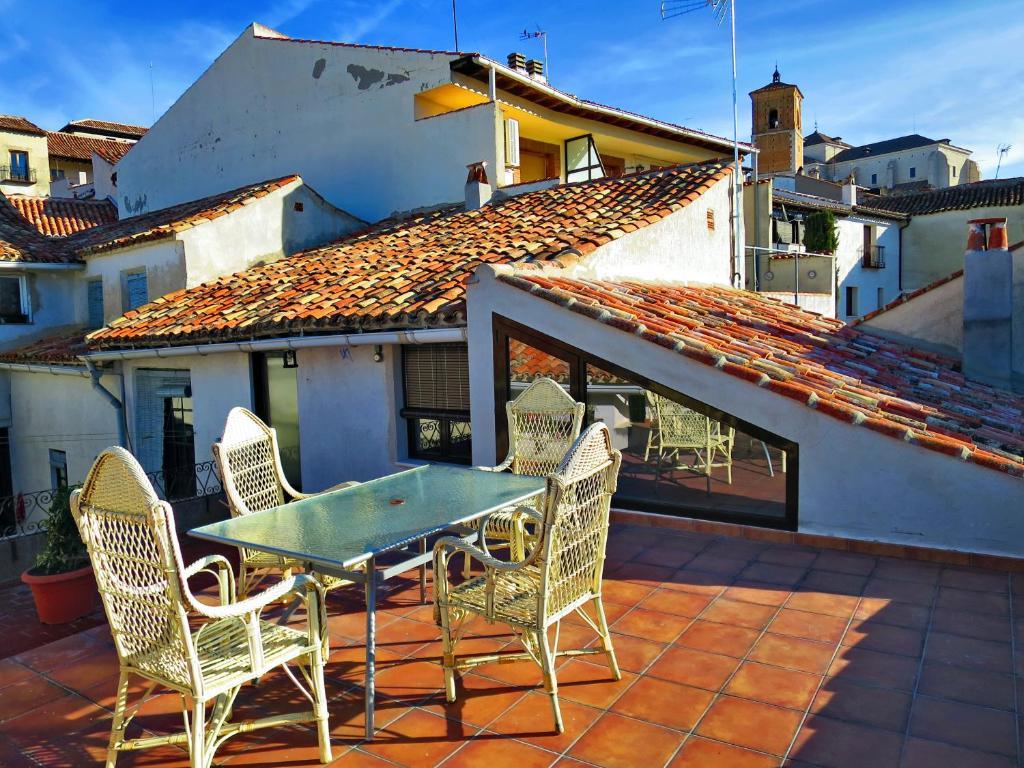 Tatil evi Casa del Hortelano - Chinchon (İspanya Chinchón ...