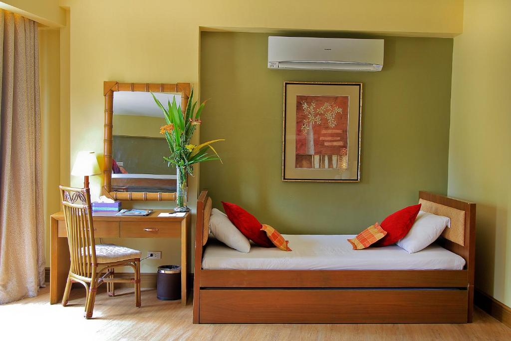 boracay tropics dorm room