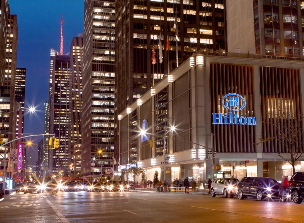 Hotel New York Hilton Midtown, NY
