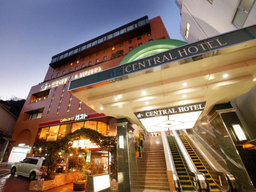 Central Hotel, Yoko, Japan - Booking.com on