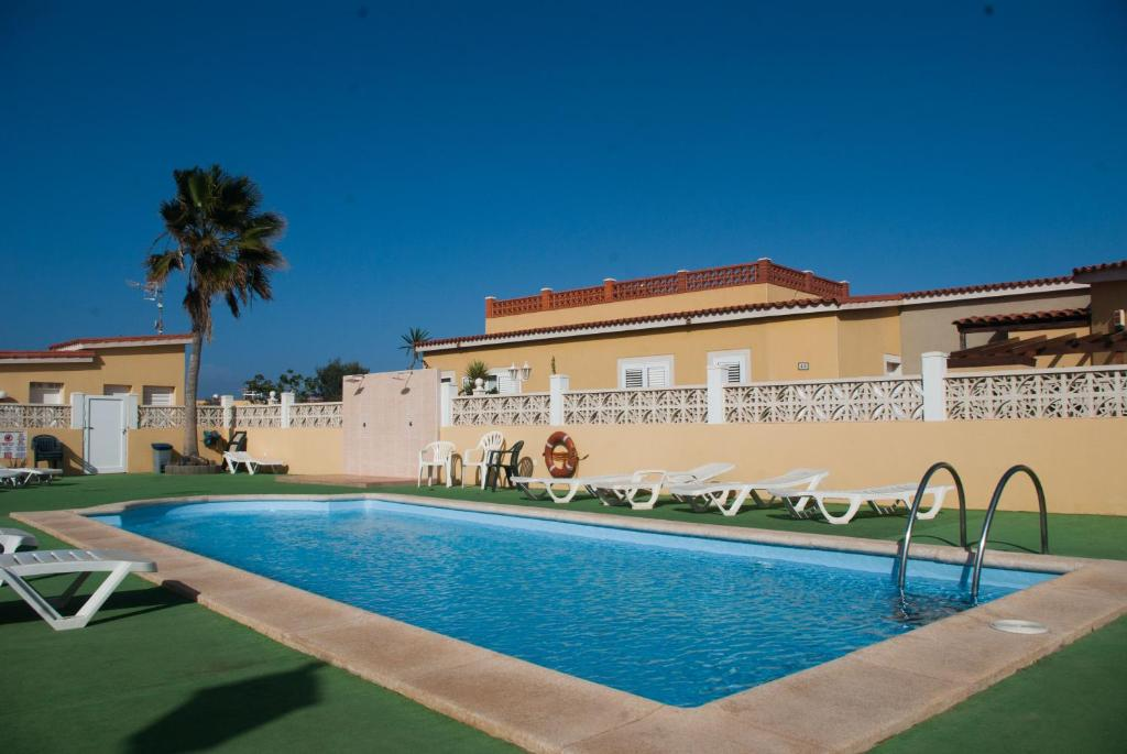 Beach Villa Peaceful and Sunny Terrace, Caleta De Fuste ...