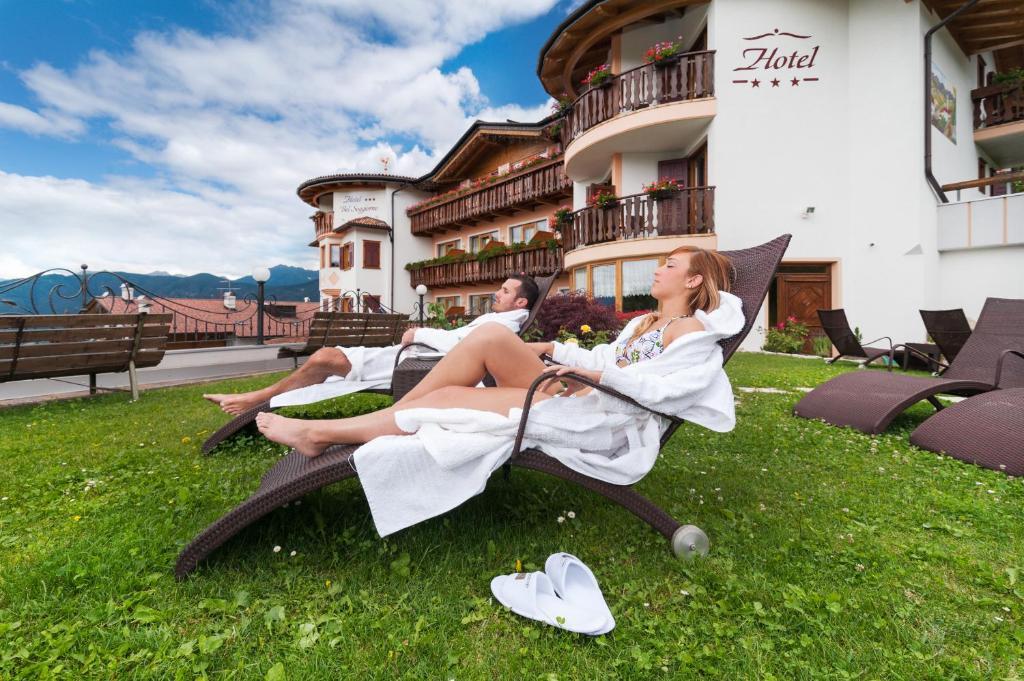 Hotel Blumen Bel Soggiorno (Italien Malusch) - Booking.com