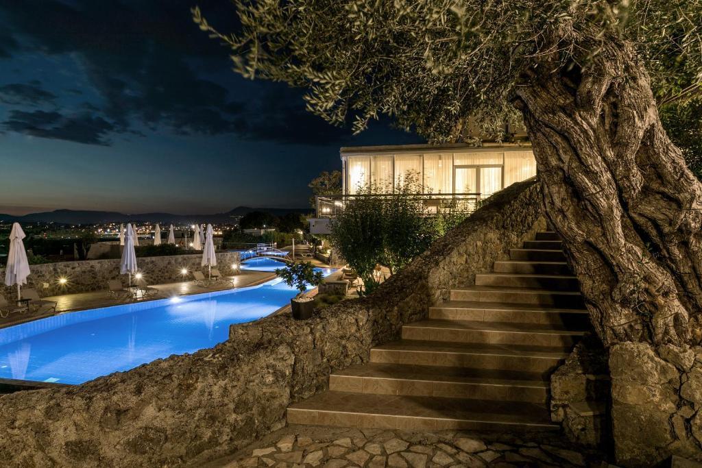 Hotel Divani Corfu Palace Griechenland Korfu Stadt Booking Com