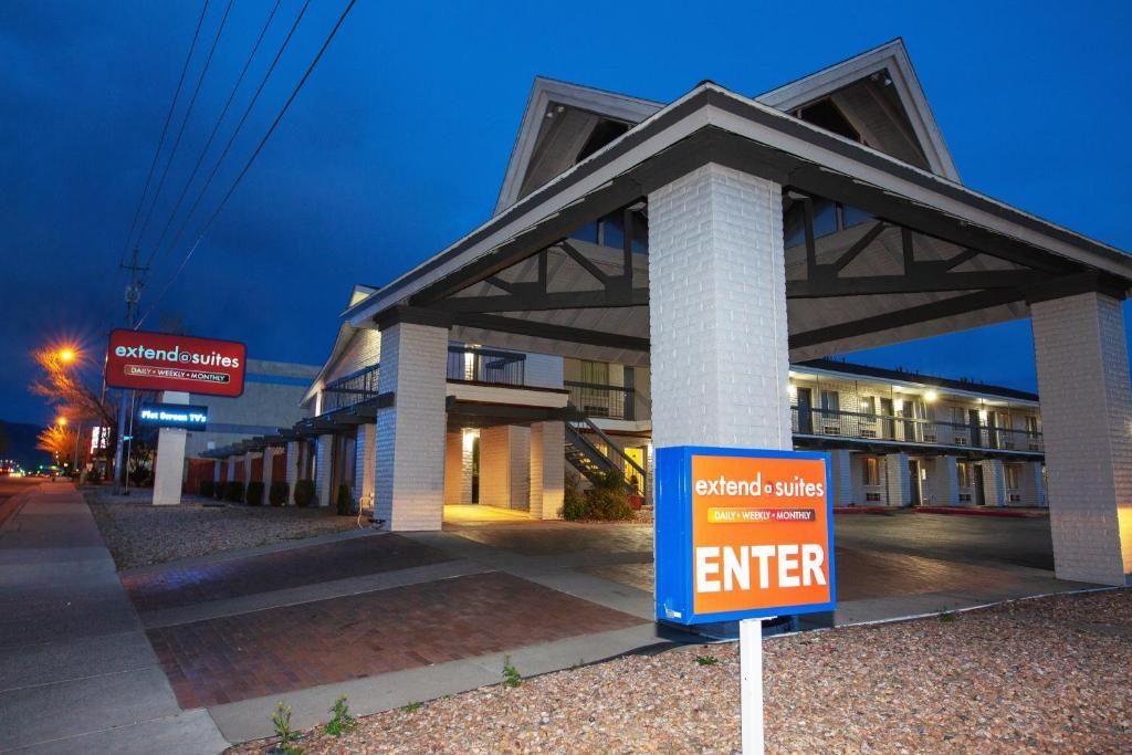 Cheap Gas Albuquerque >> Hotel Extend A Suites Albuquerque Nm Booking Com