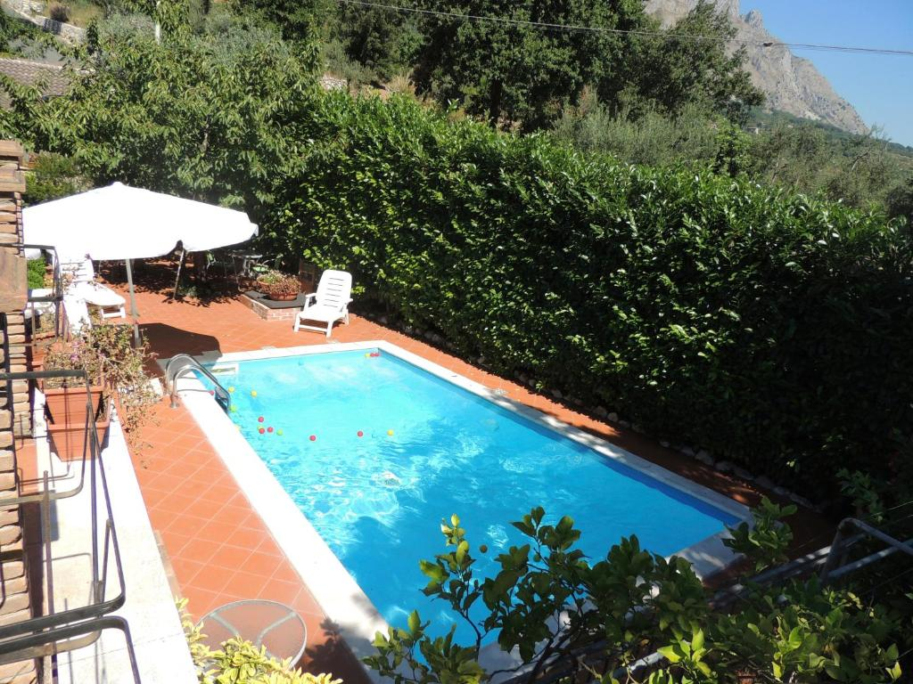 Bed And Breakfast The Oaks Spigno Saturnia Italy Booking Com