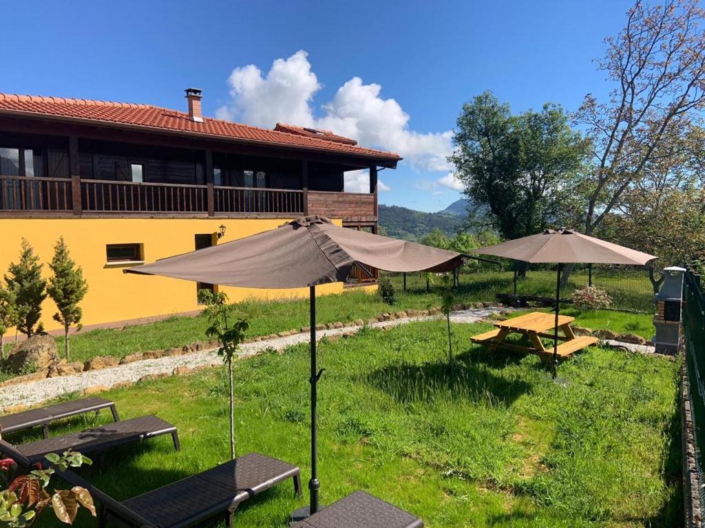 Casa de Campo BellasVistas (Espanha Beloncio) - Booking.com