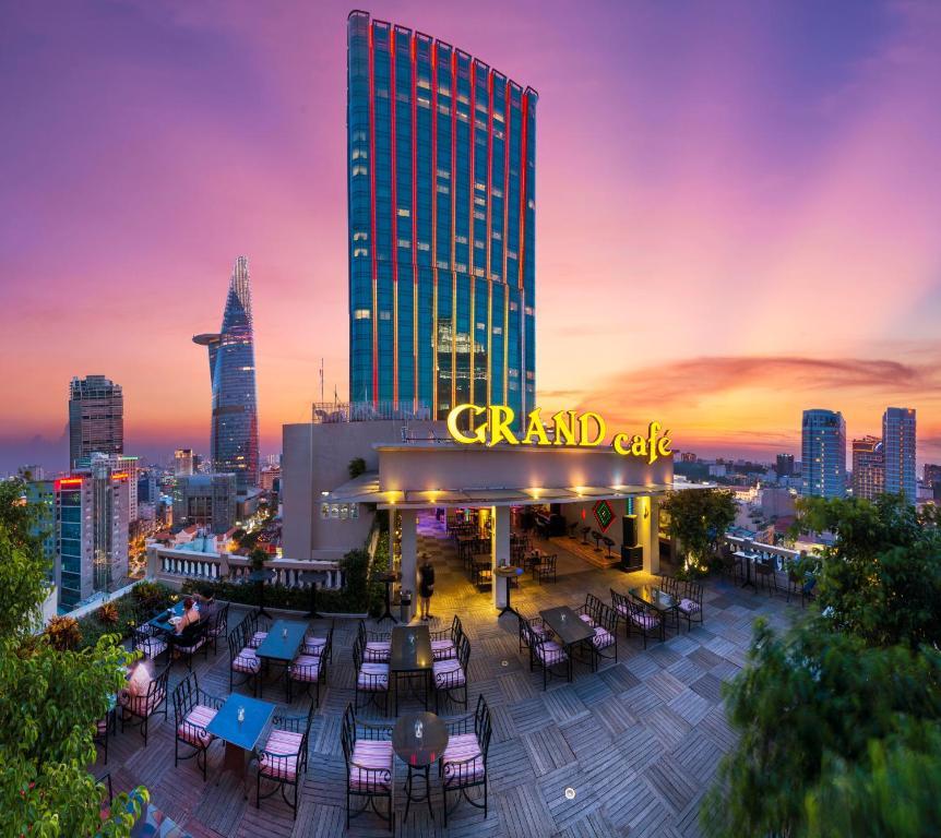 Grand Hotel Saigon Vietnam Ho Chi Minh Stadt Booking Com