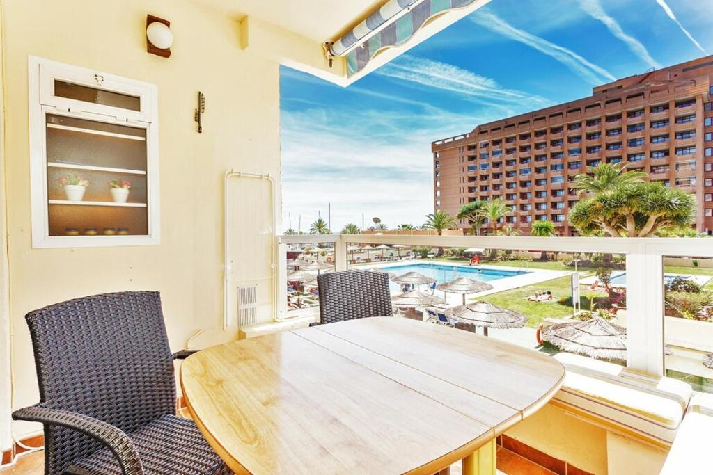 Appartement PYR private studio (Spanje Fuengirola) - Booking.com