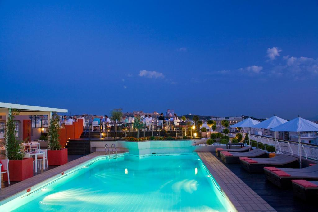 Hotels Close To Acropolis Athens