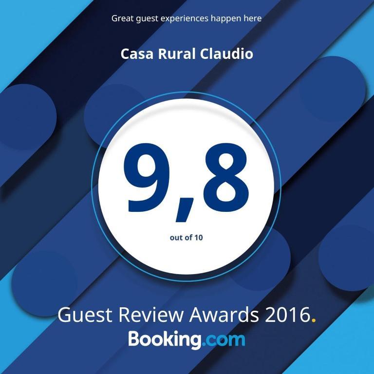 747bda0dd Casa Rural Claudio, Mazo – Precios actualizados 2019