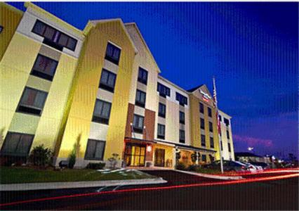 TownePlace Suites by Marriott Savannah Airport.