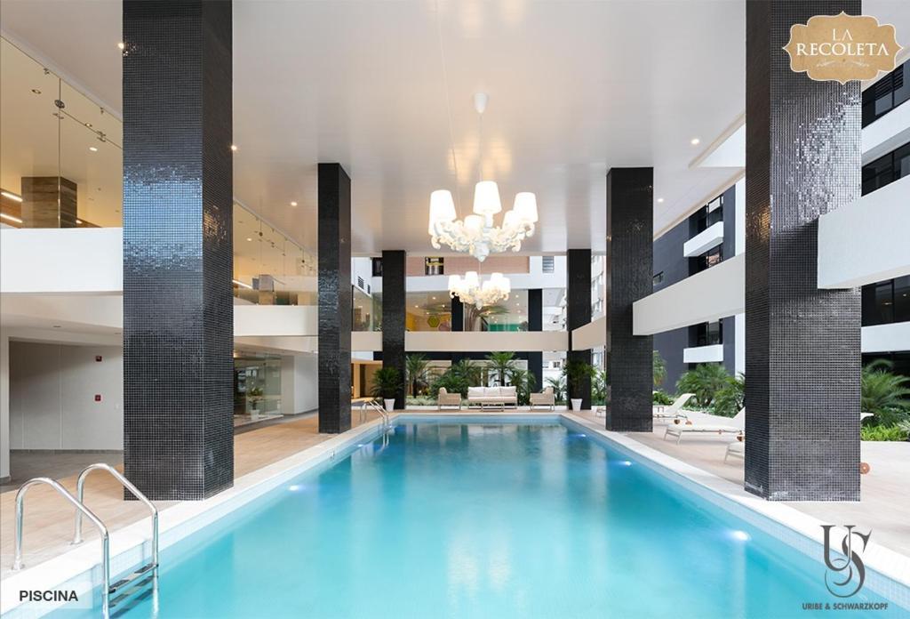 Ferienwohnung Luxury Modern Suit (Ecuador Quito) - Booking.com