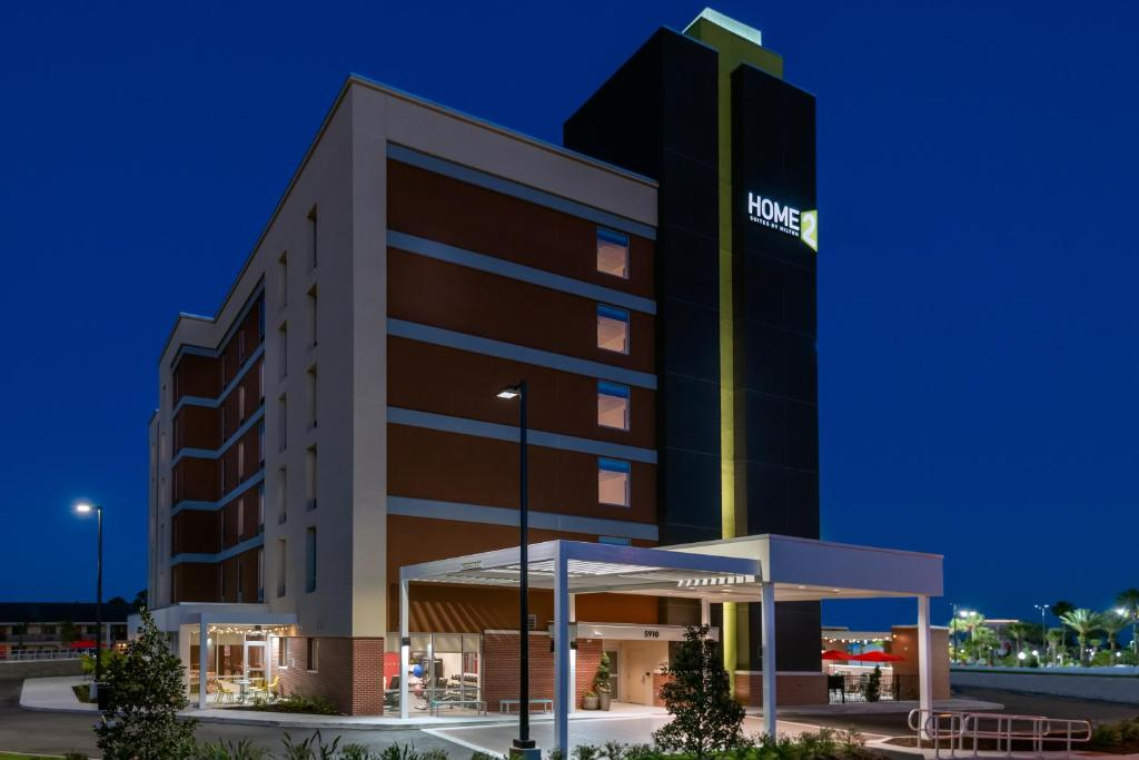 Home2 Suites By Hilton Orlando Near Universal