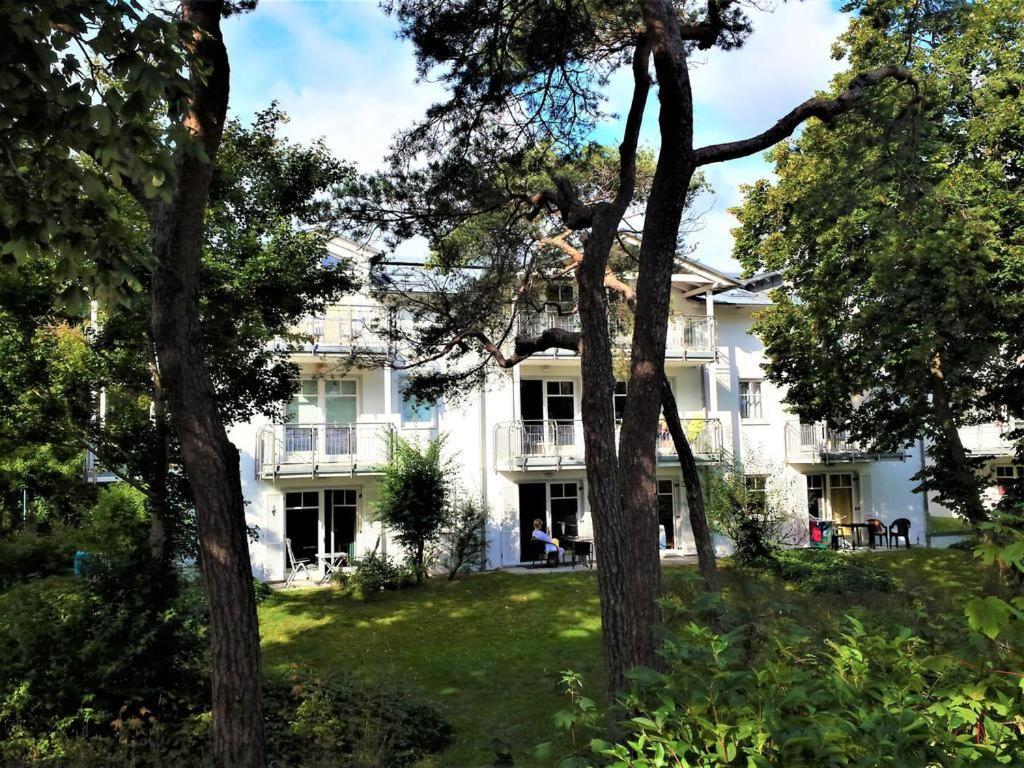 Apartment Eine Schone 3 Zimmer Wohnung Mit Ostsee Zugang Juliusruh