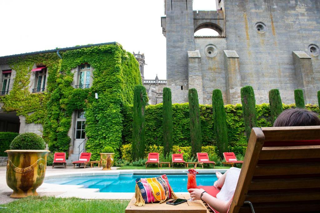 Piscina en o cerca de Hotel de la Cité & Spa – Mgallery by Sofitel