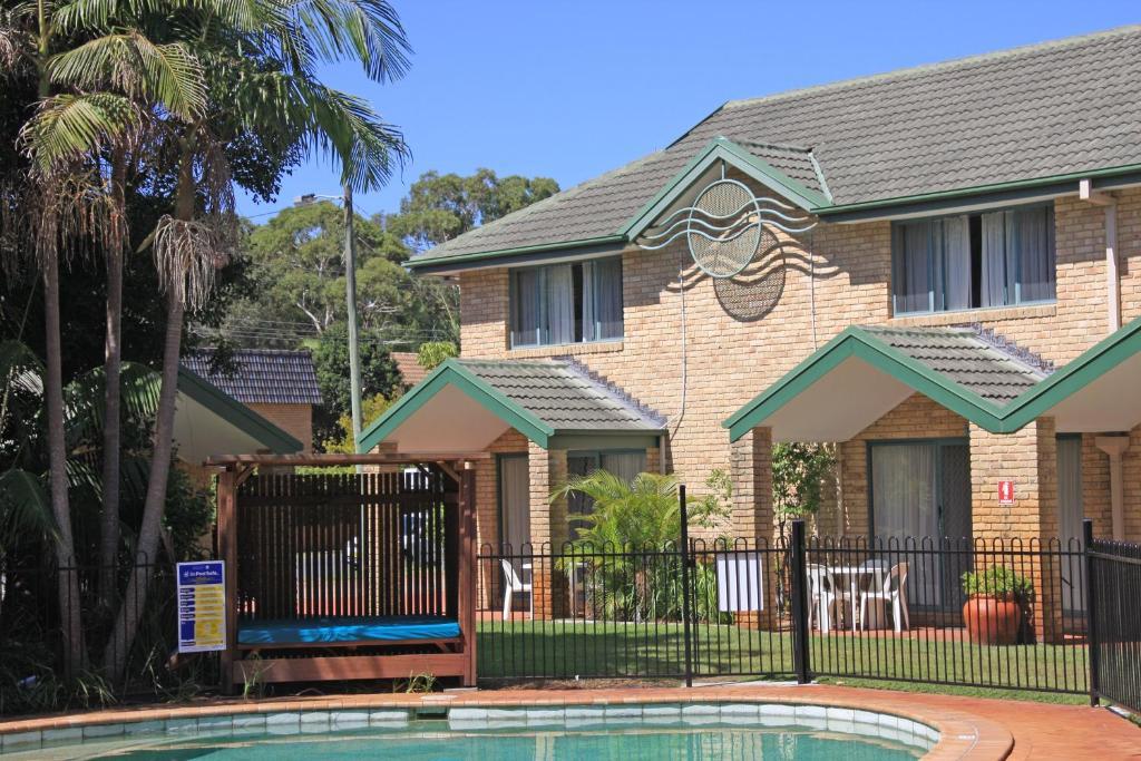 aqua villa holiday apartments coffs harbour australia booking com rh booking com