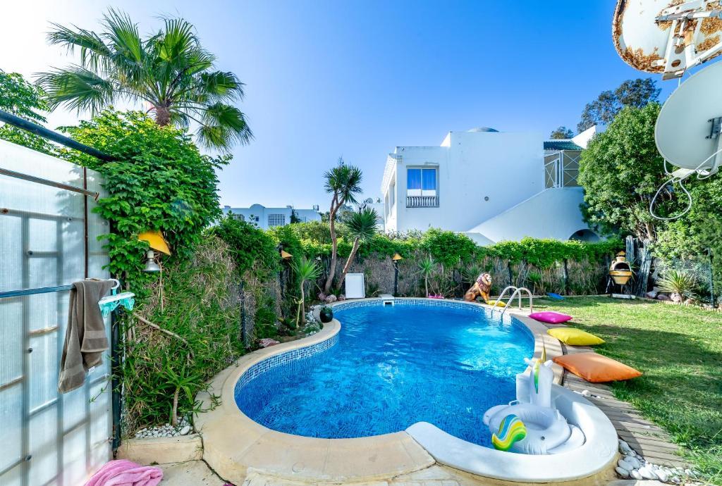 Maison de luxe avec piscine priv e hammamet tarifs 2019 - Villa piscine privee ...