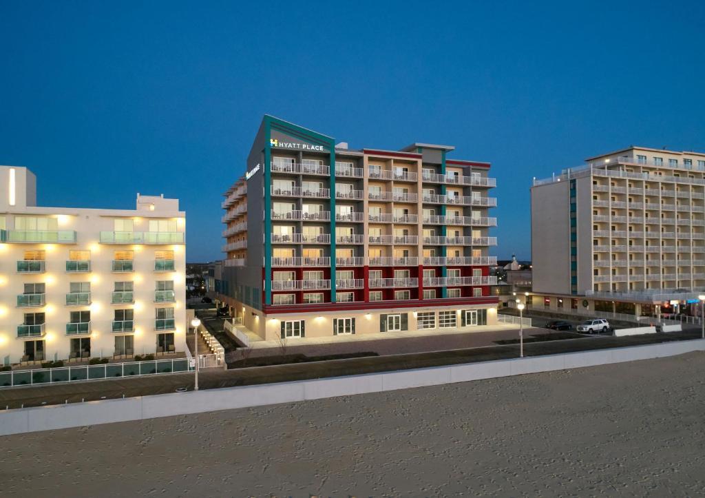 Hyatt Place Ocean City Oceanfront