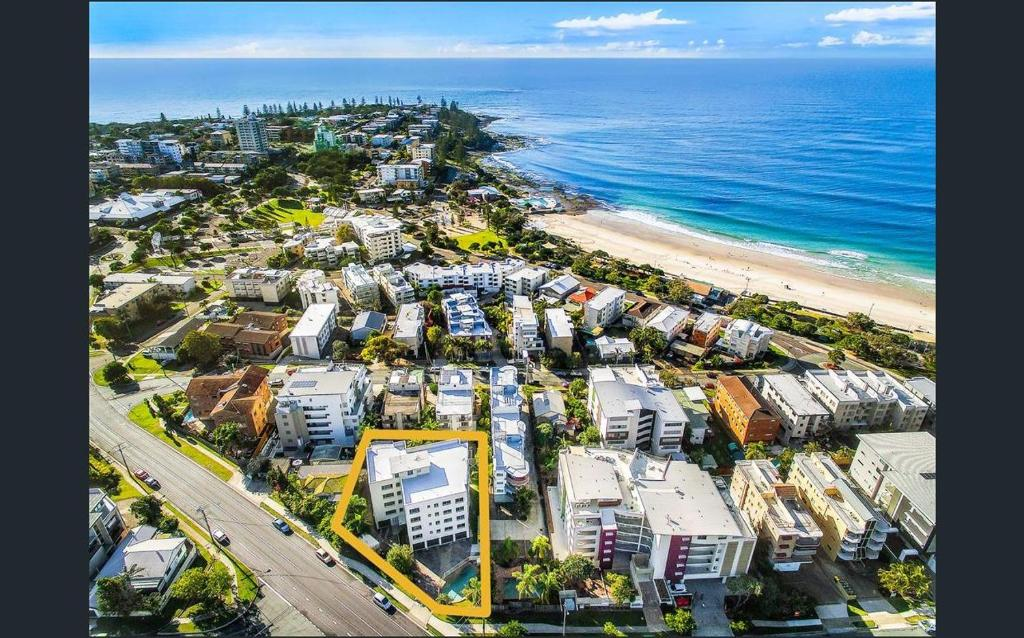 A bird's-eye view of Kings Beach Retreat