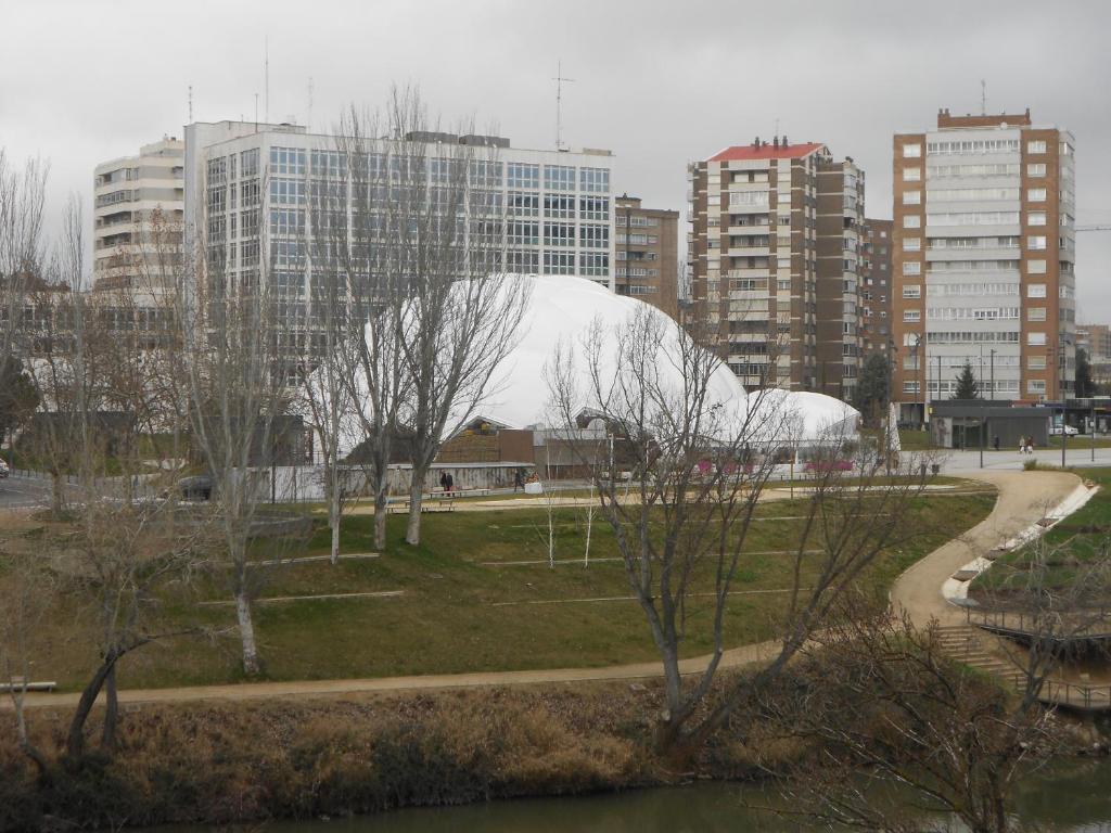 Apartment El Mirador del Pisuerga, Valladolid, Spain ...