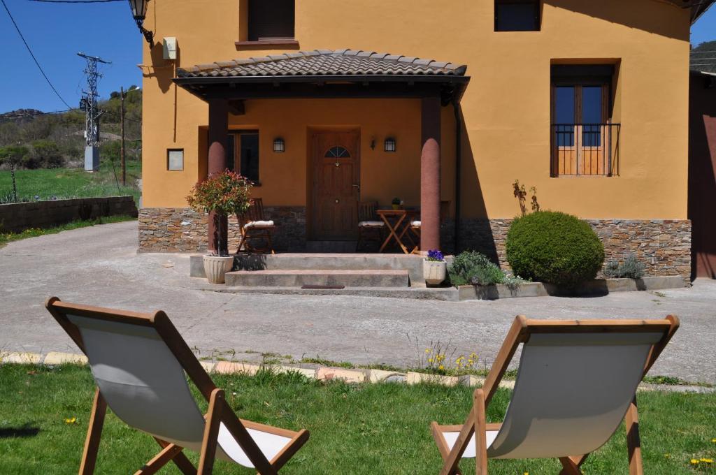 Vakantiehuis Casa Campo (Spanje El Humo de Muro) - Booking.com